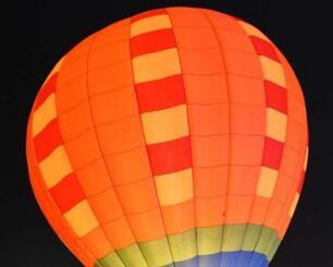 就在中山!乘坐热气球空中俯瞰百亩薰衣草
