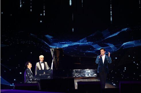 """跨界郎朗压轴登台 BIGBANG""""七年之约""""特别场引粉丝飙"""