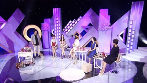 河北卫视《美人新计》明星助阵时尚再升级