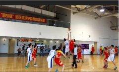 """广州""""园梦杯""""园区篮球争霸赛揭幕仪式火热开启"""
