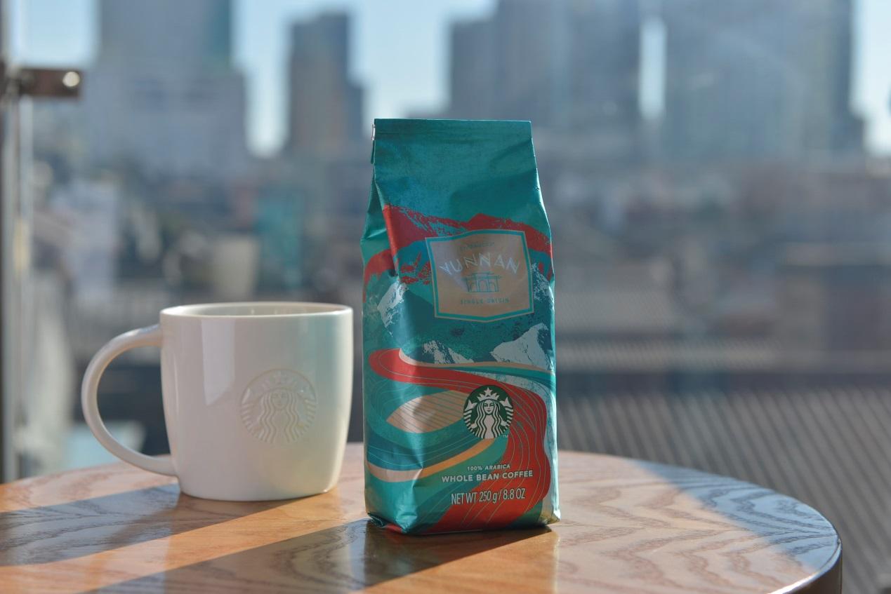 可能没有哪包咖啡豆,像星巴克云