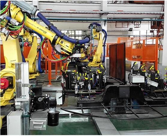江苏北人科普:工业机器人的维护与优势