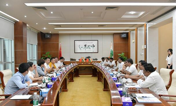 国联水产:印度对虾产业大咖汇聚湛江,中国虾王迈上发展新台阶
