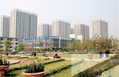 重庆西部新城人口达到60万远超过十年前预期