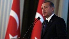 埃尔多安:美国称与土耳其是盟友却在背后捅刀